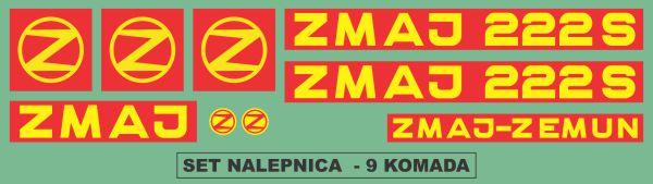 Simaco Nalepnice - Berači | Berači | Zmaj - 222 S