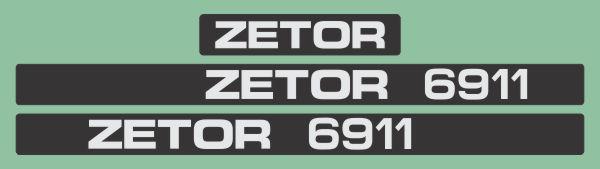 Simaco Nalepnice - Traktori - Zetor | Traktori - Zetor | ZETOR - 6911