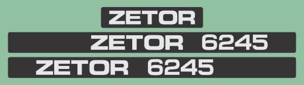 Simaco Nalepnice - Traktori - Zetor | Traktori - Zetor | ZETOR - 6245