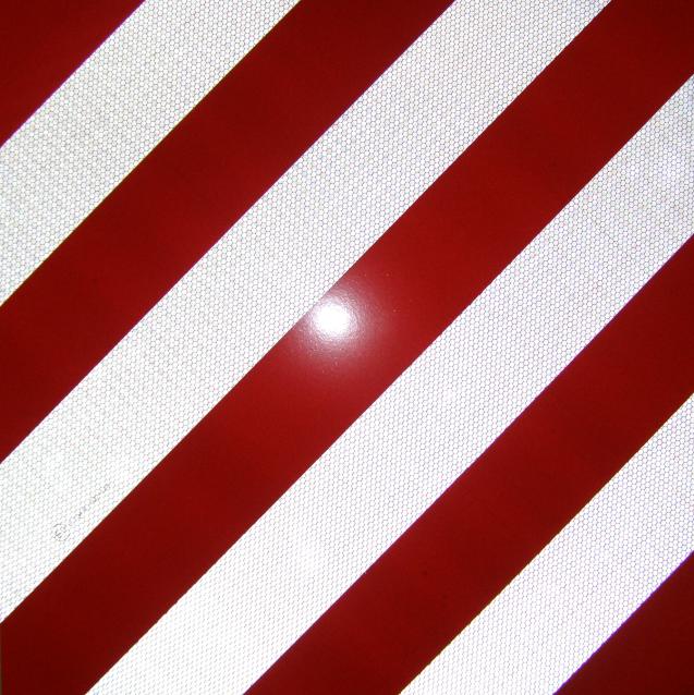 Simaco Nalepnice - Reflektujuće Nalepnice | Reflex - Fluo | Reflektujuće Nalepnice | Reflex - Fluo | Oznaka za teret koji prelazi gabarite vozila - reflektujući