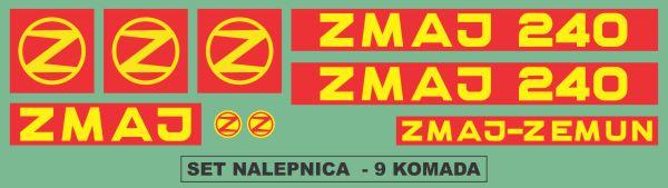 Simaco Nalepnice - Berači | Berači | Zmaj - 240