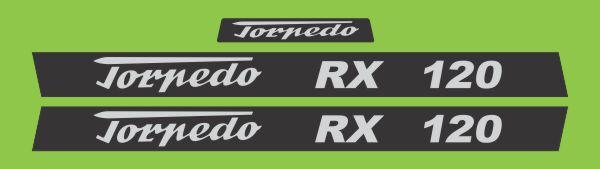 Simaco Nalepnice - Traktori - Torpedo | Traktori - Torpedo | TORPEDO - RX 120
