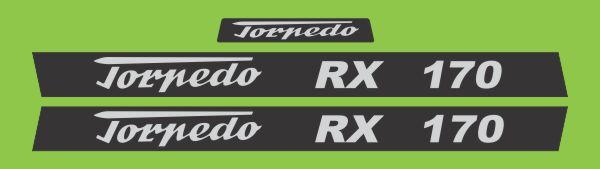 Simaco Nalepnice - Traktori - Torpedo | Traktori - Torpedo | TORPEDO - RX 170
