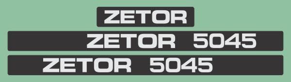 Simaco Nalepnice - Traktori - Zetor   Traktori - Zetor   ZETOR - 5045