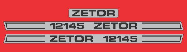 Simaco Nalepnice - Traktori - Zetor   Traktori - Zetor   ZETOR - 12145