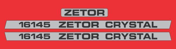 Simaco Nalepnice - Traktori - Zetor   Traktori - Zetor   ZETOR - CRYSTAL 16145